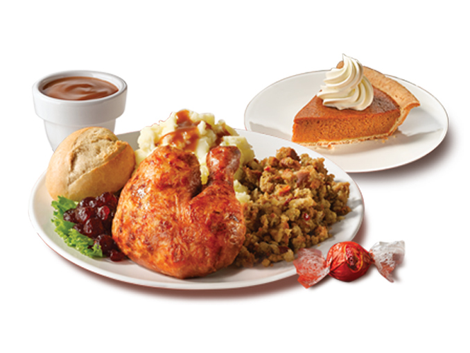 Thanksgiving  Fast Food Specials
