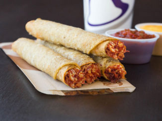 Taco Bell Brings Back Rolled Chicken Tacos