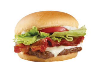 Wendy's Introduces New Swiss Jr. Bacon Cheeseburger