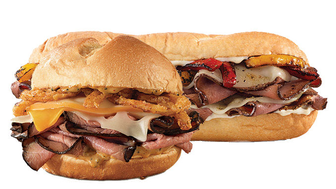 Arby's Introduces New Angus Steak Sandwiches