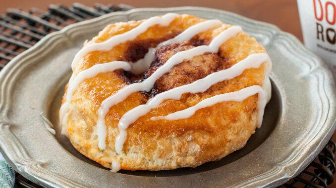 Bojangles' Brings Back The Cinnamon Biscuit As A Permanent Menu Item