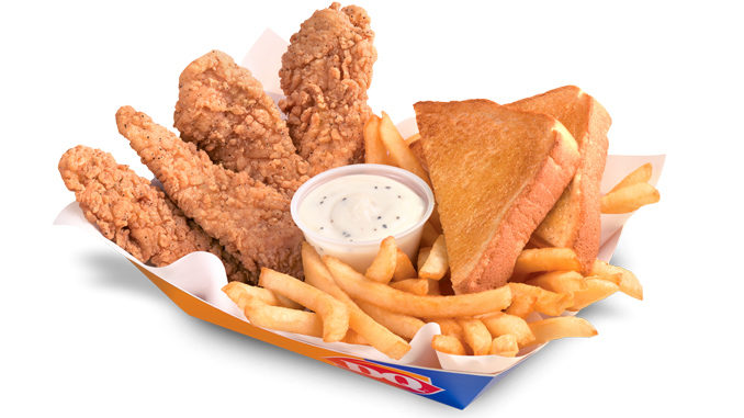 Dairy Queen Offers Chicken Strip Basket For $4.99