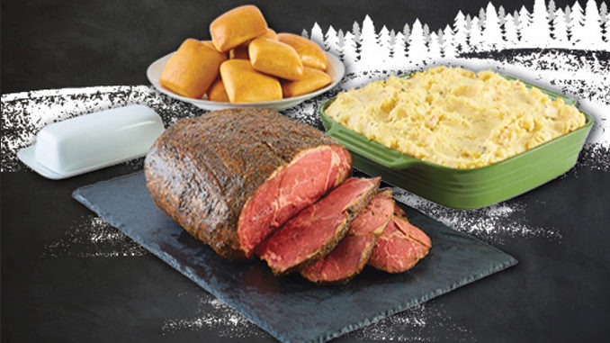Dickey's Introduces New Prime Rib For The Holiday Season