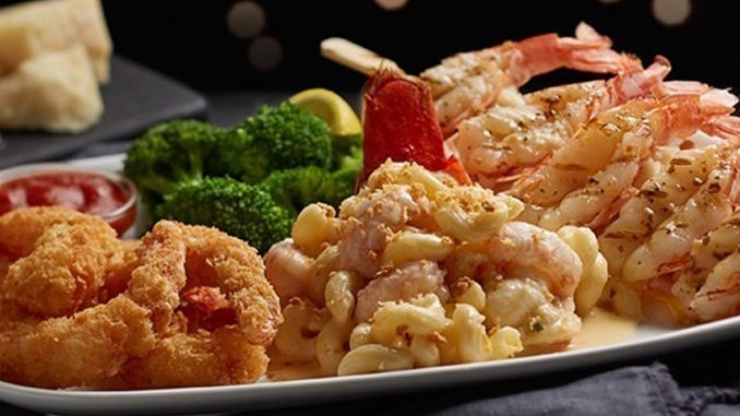 Red Lobster Introduces 2016 Holiday Seafood Celebration