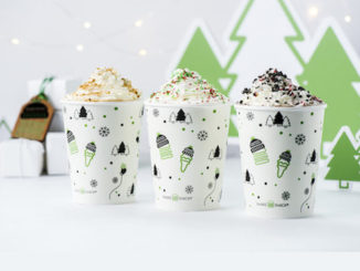 Shake Shack Introduces Three New Shakes For The 2016 Holiday Season