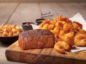 Steak And Unlimited Shrimp Returns To Outback Steakhouse For A Limited Time