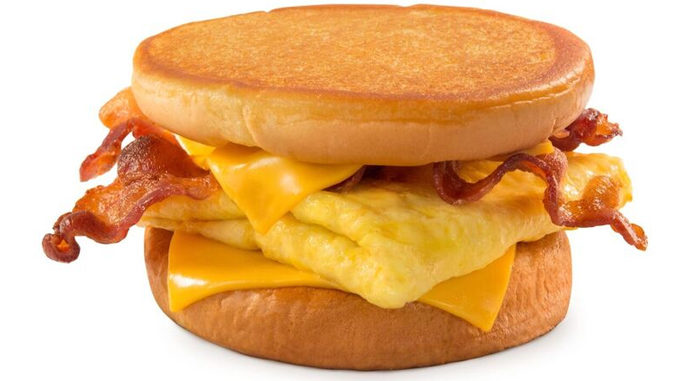 Buy One, Get One Free AM Cheeeesy Breakfast Sandwich At Wayback Burgers On January 1, 2017