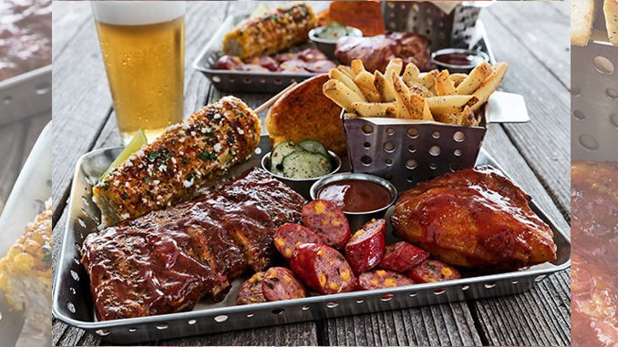 Chili's Introduces Two New Smokehouse Combos