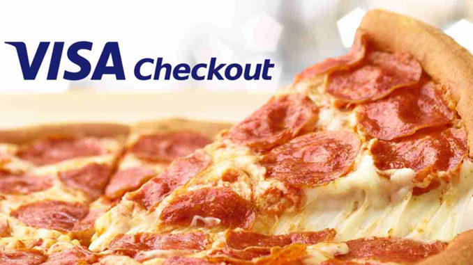 Get A Free Large 1-Topping Pizza At Papa John's After You By Any Pizza With Visa Checkout