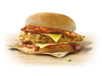 KFC Debuts New Bacon Lovers Burger With Baconnaise In Australia