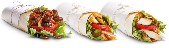 New McDonald's McWraps
