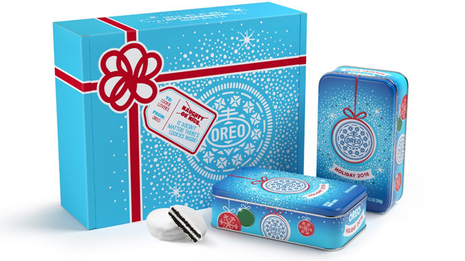 Oreo Launches Online Gift Site For 2016 Holiday Season