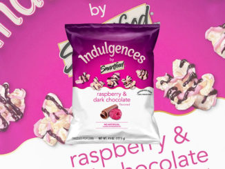 Smartfood Offers Raspberry And Dark Chocolate Popcorn For 2016 Holiday Season