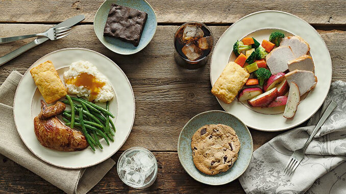 Boston Market Offers 2 For $20 Meal Deals Complete With Drinks And Desserts