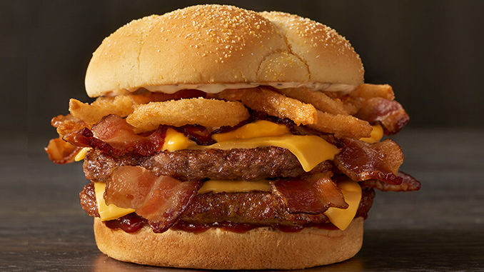 Checkers And Rally's Introduce New Roadhouse Baconzilla
