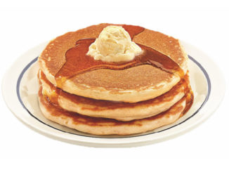 Free Short Stack Of Pancakes At IHOP On March 7, 2017
