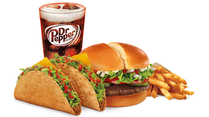 Jack In The Box Adds Jumbo Jack To 4 For $4 Combo