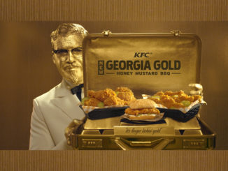KFC Enlists Billy Zane To Launch Georgia Gold Chicken As The Chain's Latest Celebrity Colonel