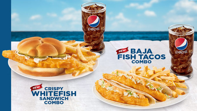 Long john silver s introduces new breakaway lunch for Long john silver s fish and chips