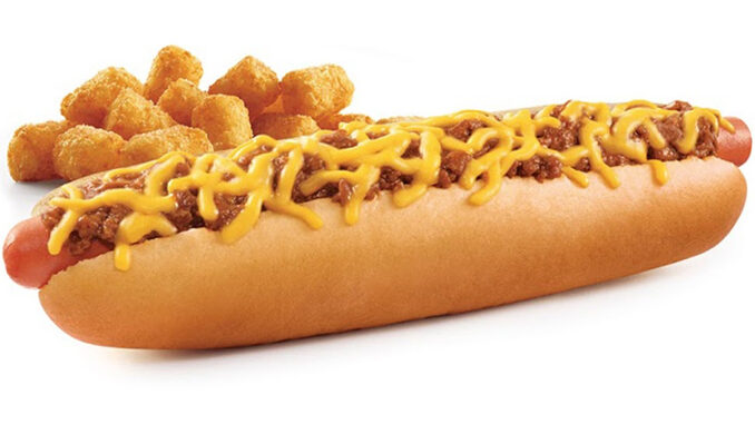 Image Result For Chili Cheese Dog Sonic