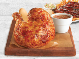 Swiss Chalet's 2017 Free Chicken Event Has Legs (Canada)