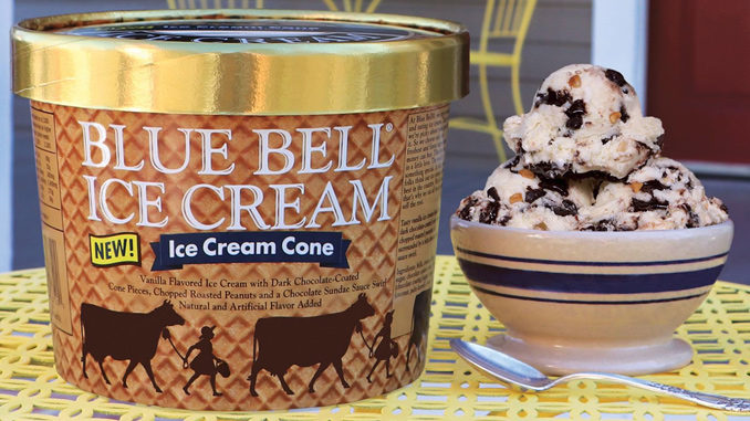 blue bell christmas cookie ice cream 2020