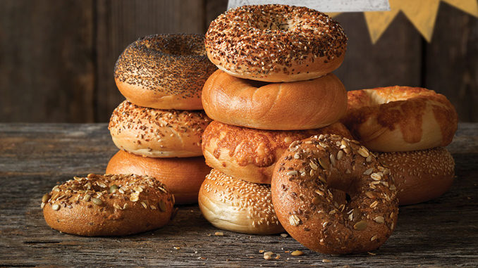 Get A Free Bagel & Shmear At Einstein Bros. On February 9, 2017 With Any Purchase