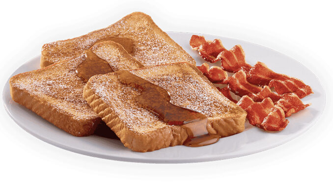 Jack In The Box Introduces New Grilled French Toast Plate
