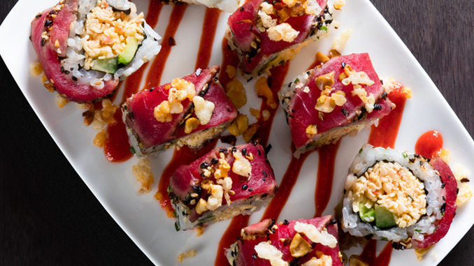 P.F. Chang's Introduces New Sushi, Salads And Cocktails Menu Nationwide