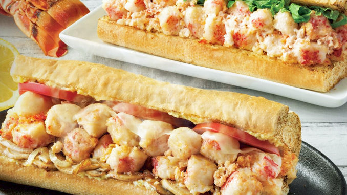 Quiznos Offers New Lobster And Seafood Scampi Bake As Part Of 2017 Lenten Menu
