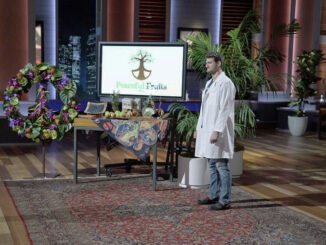 Shark Tank - Peaceful Fruits Owner Evan Delahanty Pitches His Acai Fruit Snack