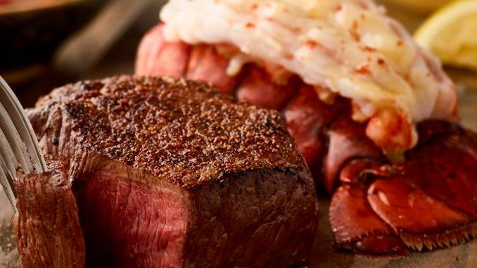 Steak And Lobster Is Back At Outback Steakhouse - Chew Boom
