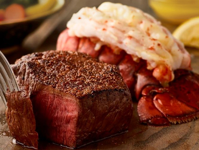steak and lobster is back at outback steakhouse chew boom