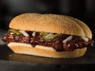 The McRib Sandwich Is Back For Winter 2017