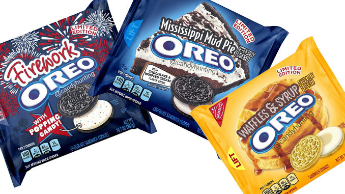 These 3 Jaw-Dropping Oreo Flavors Are Coming In 2017 – We Hope