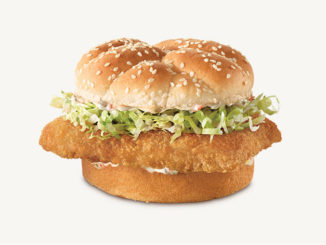 Arby's Offers 2 Crispy Fish Sandwiches For $5