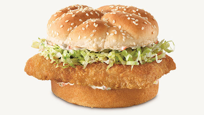arby s offers 2 crispy fish sandwiches for 5 chew boom