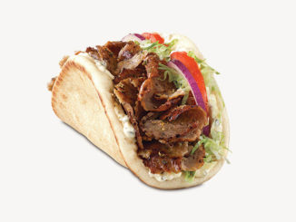 Arby's Serves Up New Traditional Greek Gyro