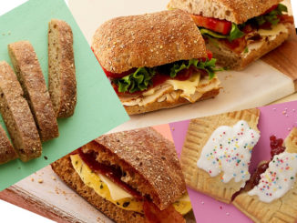 Au Bon Pain Introduces New Spring Menu For 2017