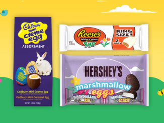 Hershey's Unveils 2107 Easter Candy Lineup