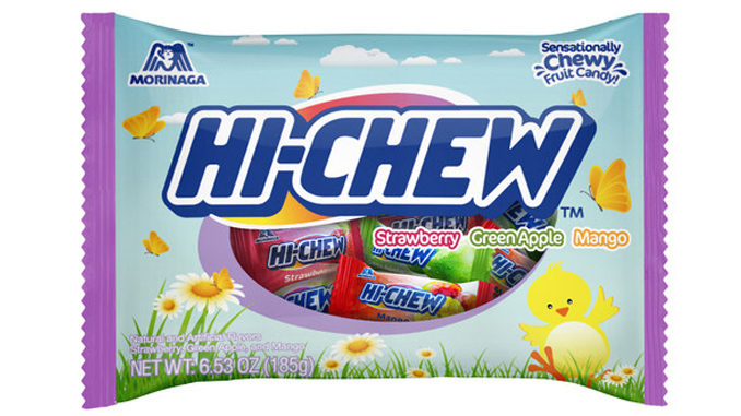 Hi-Chew Introduces New Spring Mix Flavors