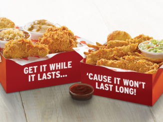 Popeyes Brings Back The $5 Bonafide Big Box Through March 31, 2017