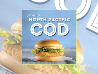 Wendy's North Pacific Cod Sandwich Is Back For The 2017 Season