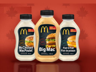You Can Buy Big Mac Sauce, Filet-O-Fish And McChicken Sauces At Grocery Stores, In Canada