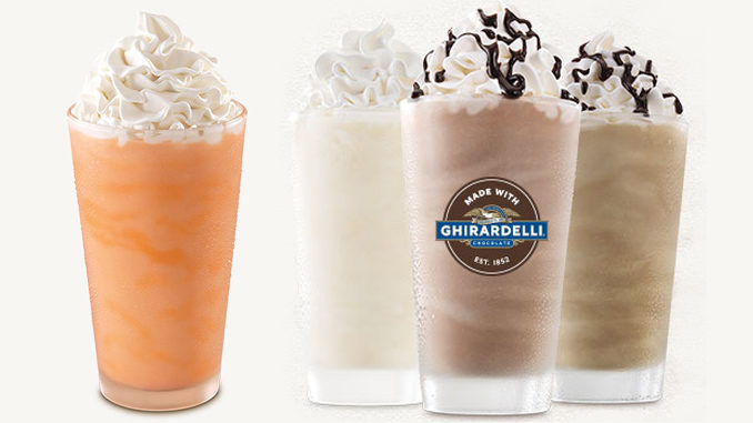Arby's Serves Up New Handcrafted Shakes With Ghirardelli Chocolate