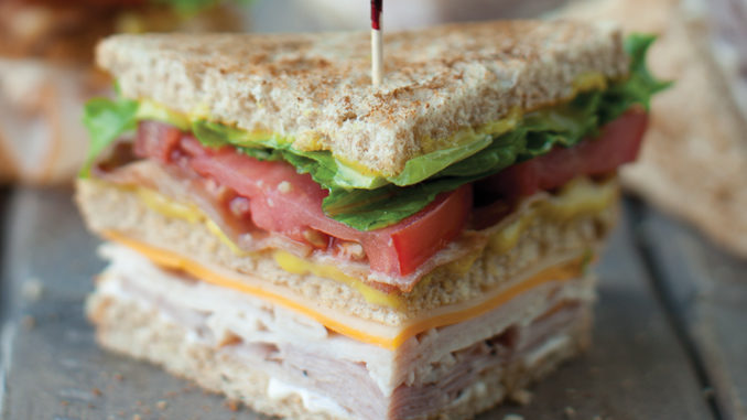 Free Club Sandwiches At Mcalister's Deli From May 1 Through May 4, 2017
