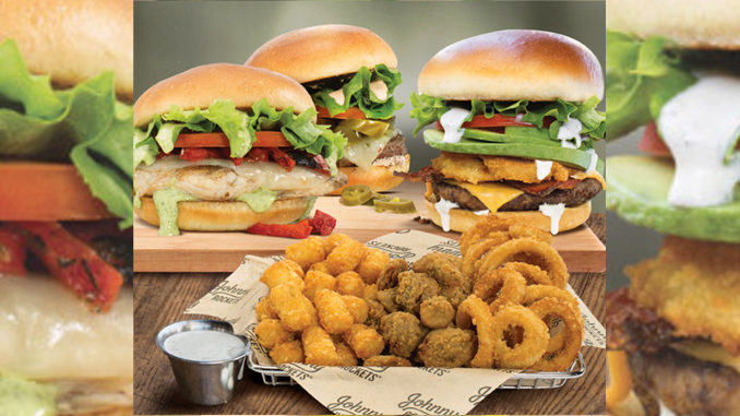 Johnny Rockets Introduces New Spring 2017 Menu