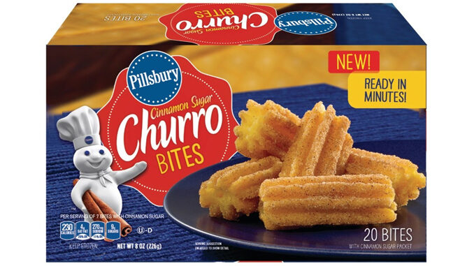 Pillsbury Launches New Churro Bites