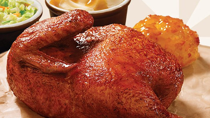 Church's Brings Back Smokehouse Chicken