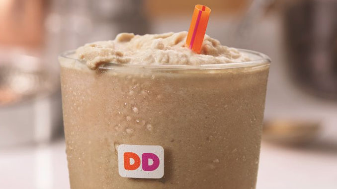 Dunkin' Donuts Now Serving New Frozen Dunkin' Coffee